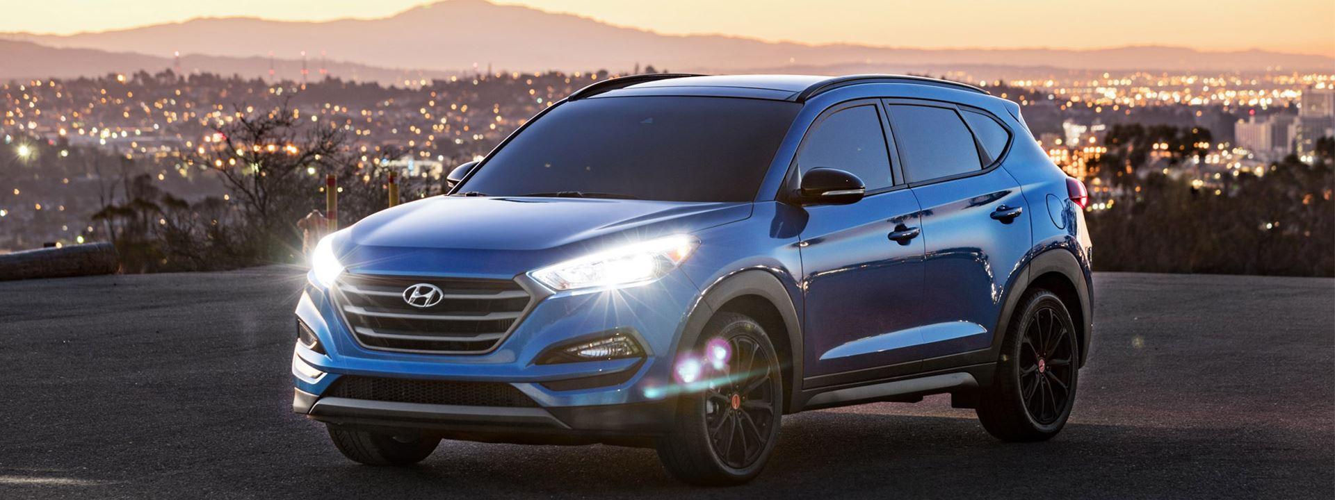 Welke van deze tien fotos van de Hyundai Tucson is jouw favoriet