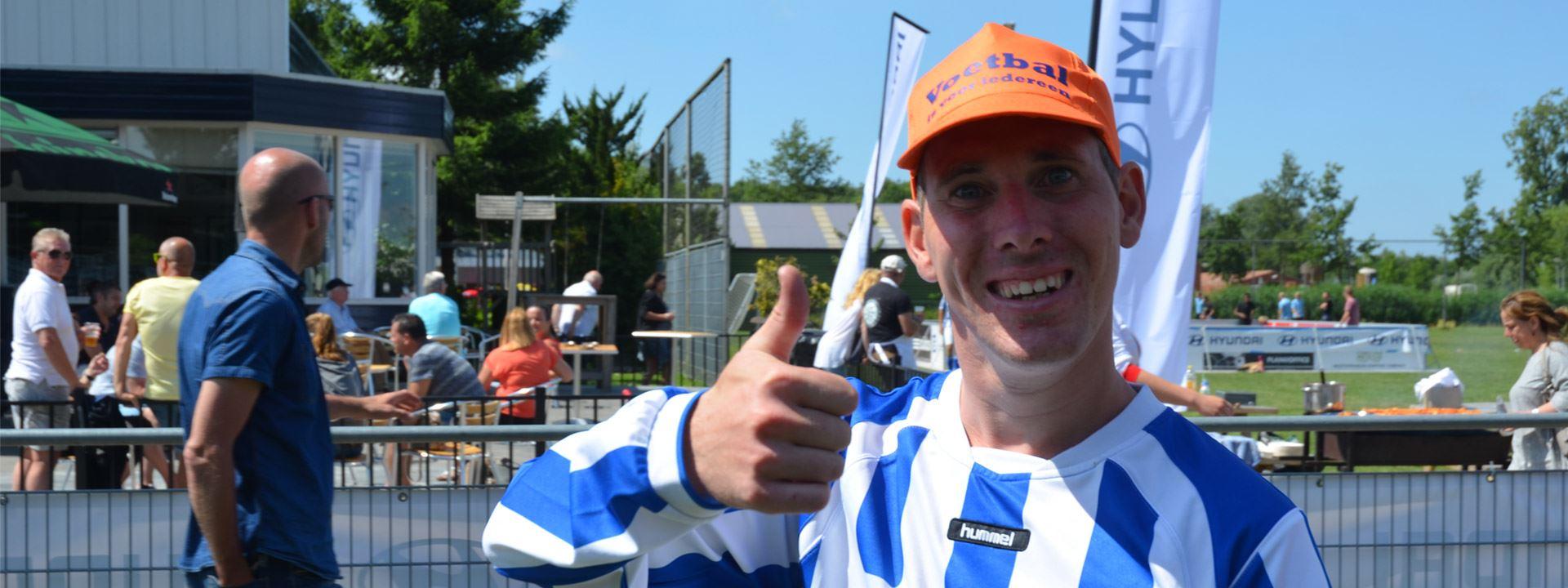 Hyundai helpt G voetballers hun dromen waar te maken