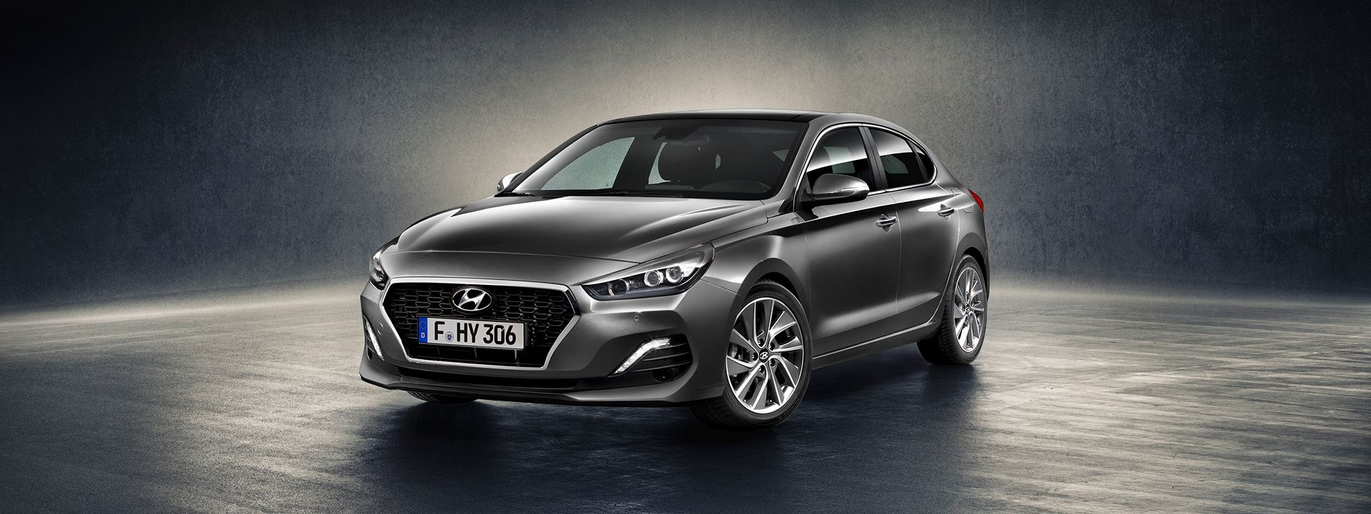 Flamboyant de nieuwe Hyundai i30 Fastback