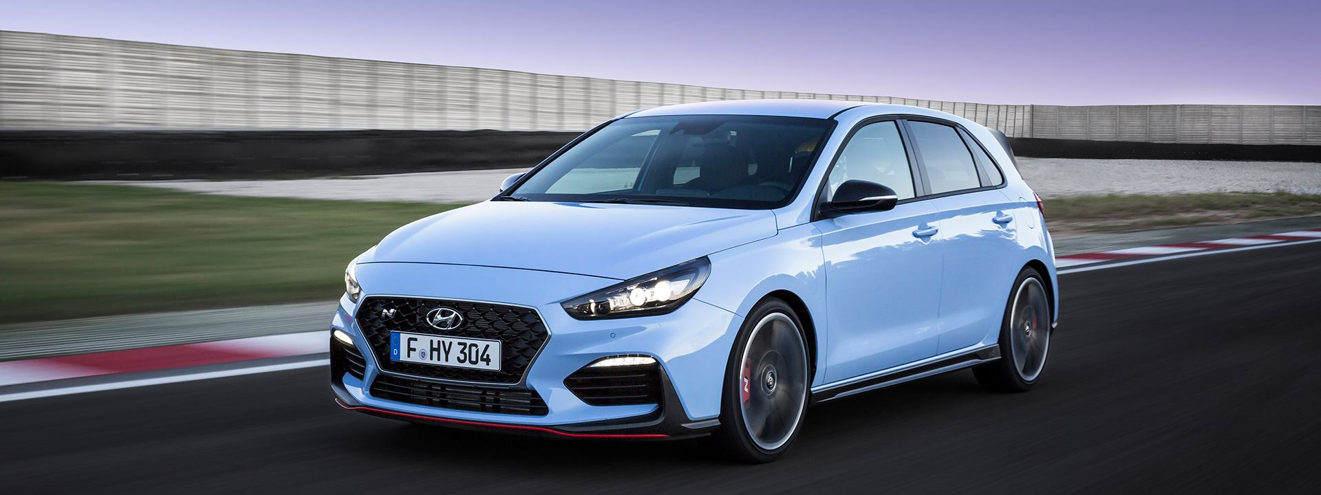Dit is de high performance Hyundai i30 N
