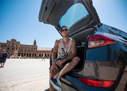 Nazomeren met een Hyundai Tucson in Spanje