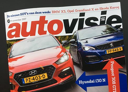 Rookie Hyundai i30 N verslaat ervaren Peugeot 308 GTI in test Autovisie