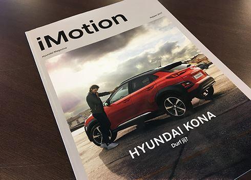 Drie goede redenen om het Hyundai magazine iMotion te lezen