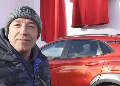 RTL Autowereld test de Hyundai KONA