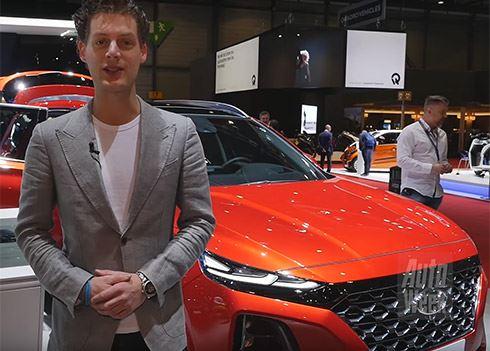 AutoWeek en Autovisie enthousiast over Hyundai op de Autosalon van Geneve