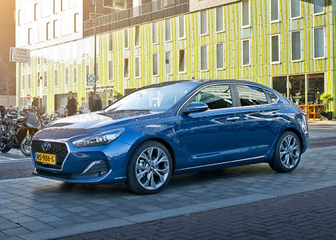 AutoWeek test de Hyundai i30 Fastback
