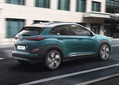 Nu al 1500 pre orders Hyundai KONA Electric