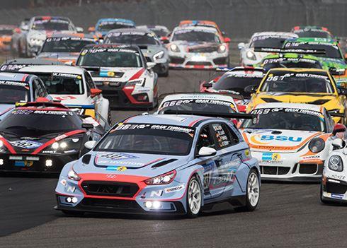 Hyundai op het podium in 24 uur van de Nurburgring
