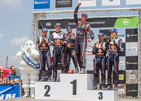 Dubbelslag Hyundai in Rally van Portugal