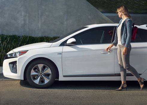 Kies ook voor een Hyundai IONIQ Electric met private lease