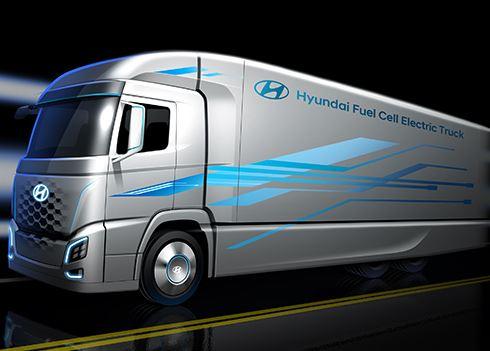 Zo gaat onze truck op waterstof er (ongeveer) uitzien