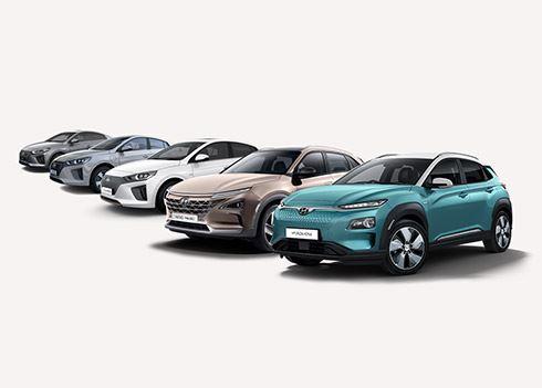 Welke elektrische Hyundai past het best bij jou?