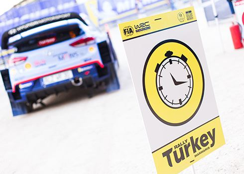 Rallyteam nog steeds op kampioenskoers