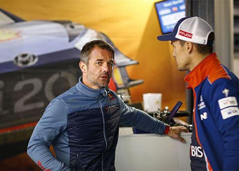 Legende Sébastien Loeb komt rallyteam versterken