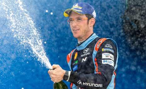 Spectaculaire inhaalrace in Rally van Zweden