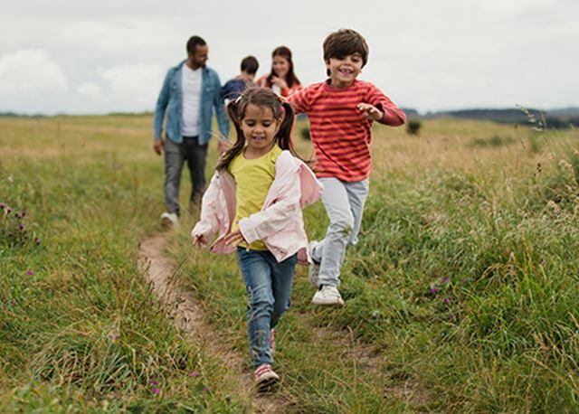 5 gezonde activiteiten voor het hele gezin