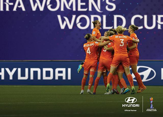 Juich mee met de Oranje Leeuwinnen op WK vrouwenvoetbal!