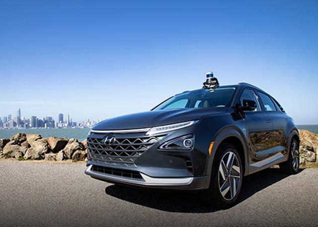 Hyundai zet vaart achter autonoom rijden