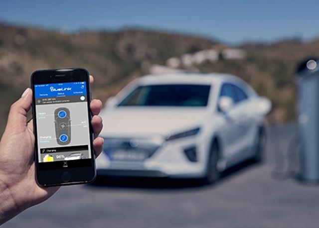 Binnenkort in elke nieuwe Hyundai: Bluelink