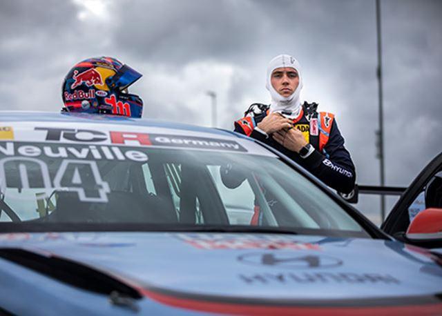 Thierry Neuville tankt zelfvertrouwen voor Rally van Duitsland