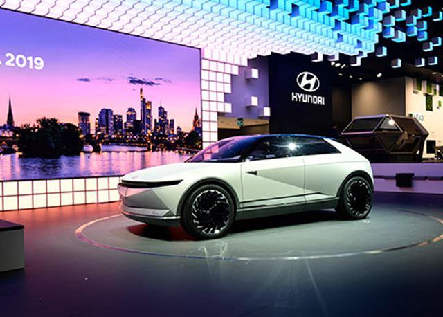 Hyundai TV: genieten op de IAA in Frankfurt