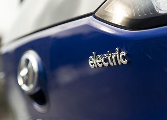 'Ik blijf van de IONIQ Electric houden'