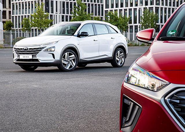 Hyundai zet vol in op elektrisch rijden