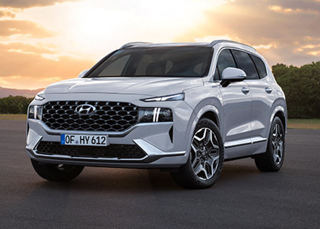 Santa Fe 2020: ook als hybride en nóg meer premium
