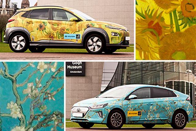 Ga jij als vip met Hyundai naar het Van Gogh Museum?