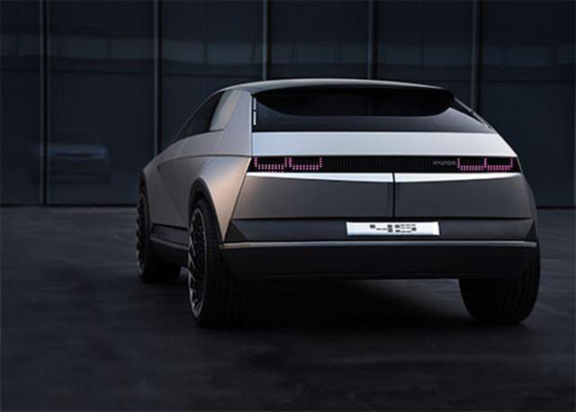 45 Concept EV grote blikvanger op Greentech Festival