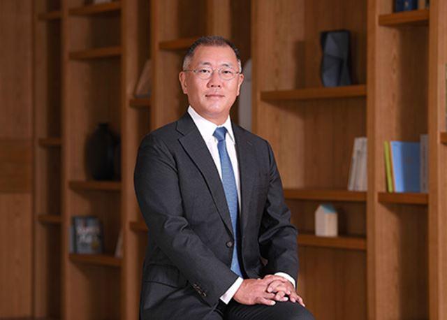 Euisun Chung benoemd tot Chairman van Hyundai Motor Group; nieuw hoofdstuk in geschiedenis van onderneming