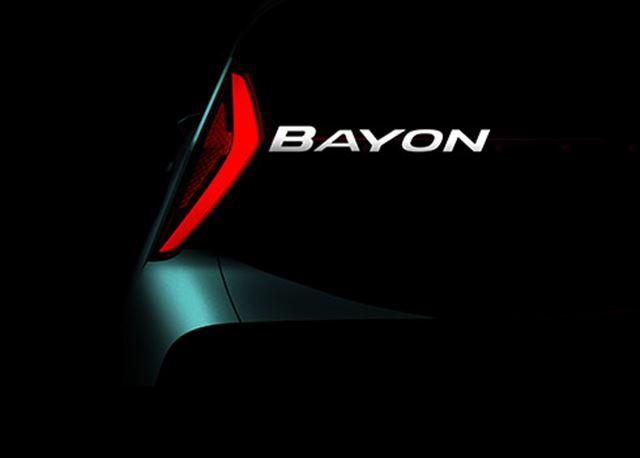 Hyundai presenteert een gloednieuwe SUV en zijn naam is ...
